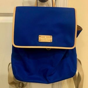 Kate Spade Navy Nylon backpacks